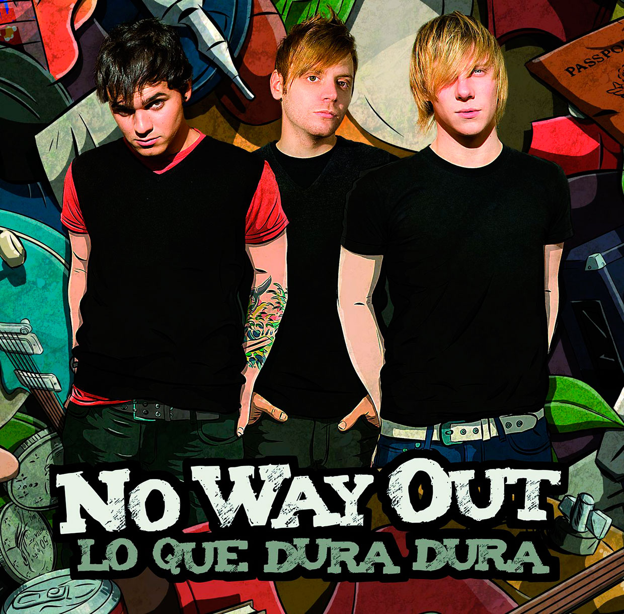 Trabajos Videoclips Movie-Men - No Way Out