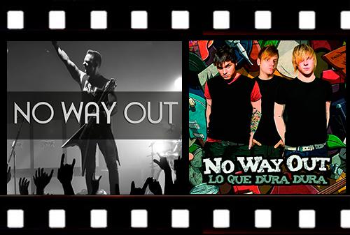 Trabajos Videoclips Movie-Men - No Way Out