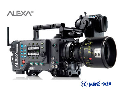 ARRI ALEXA PLUS HIGH SPEED