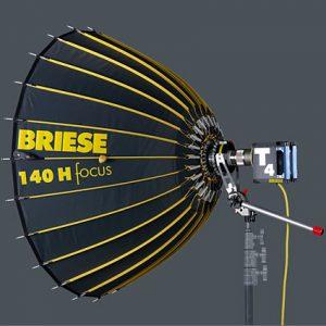 Alquiler Focus 140 - BRIESE Lichttechnik