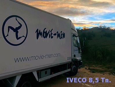 Alquiler Camión IVECO 8,5 Tn.