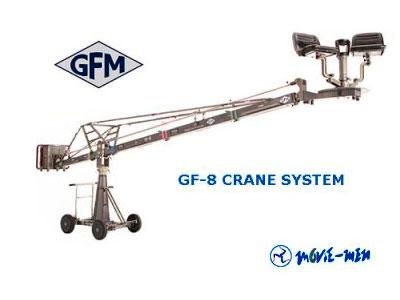Alquiler GF-8 Crane System GFM