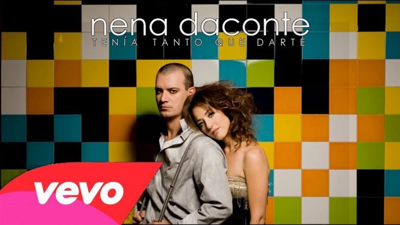 Nena Daconte - Tenia Tanto Que Darte 002