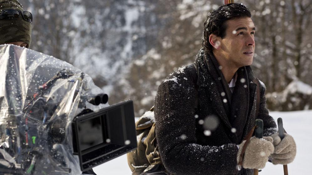 Palmeras en la nieve - Director de Fotografía Xavi Giménez