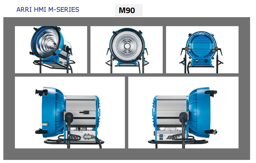 ARRI HMI M-SERIES - M90