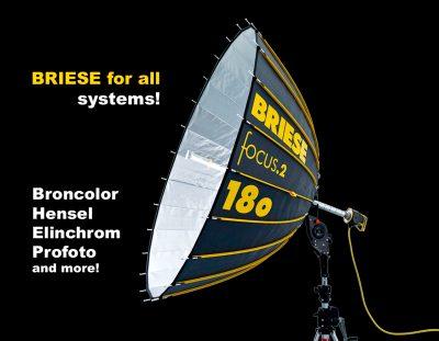 Alquiler Focus 180 - BRIESE Lichttechnik