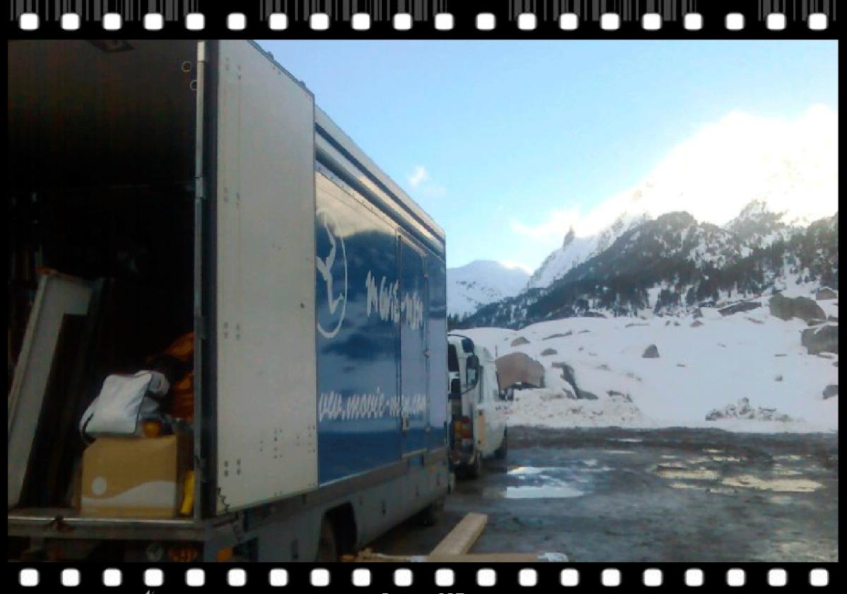 Camión DAF 12 tn. Movioe-Men