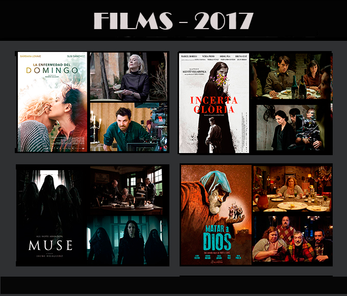 Trabajos Cine Movie-Men 2017