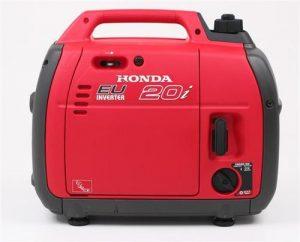 Alquiler de Material eléctrico GENERADOR EU20is - Honda