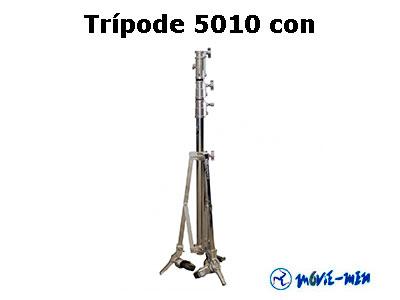 Alquiler Trípode 5010 con ruedas