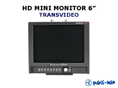 Alquiler HD MINI MONITOR 6 inch TRANSVIDEO-00