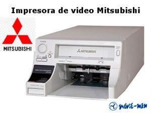 Alquiler VIDEO IMPRESORA MITSUBISHI