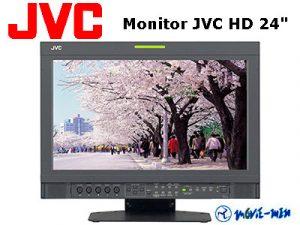 Monitor de producción JVC HD Broadcast LCD de 24 pulgadas 10BIT - SERIE DTV DT-V24G2