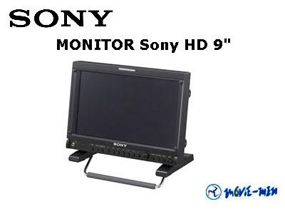 """MONITOR Sony HD 9"""""""