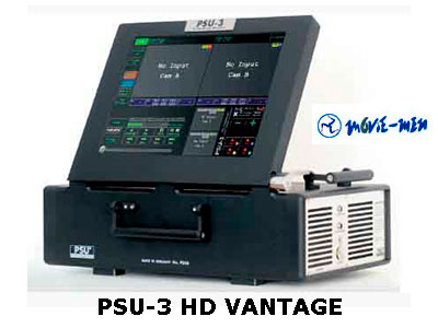 Alquiler PSU-3 HD VANTAGE / Movie-Men