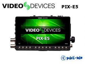 Alquiler Video Devices PIX-E5
