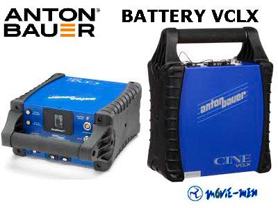 Anton Bauer Battery VCLX