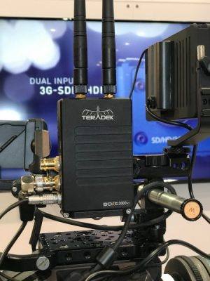 TERADEK Bolt 3000 XT SDI/HDMI Wireless