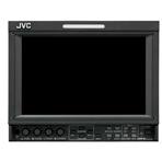 """Monitor portátil LCD multiformato HD con pantalla de 9"""". Alimentación 220 Vca o a baterías 12 Vcc. 2 Entradas HD-SDI con salida en bucle, audio embebido e indicación de audio en pantalla (8 canales). Entradas analógicas en vídeo compuesto y componentes. Incluye Monitor de forma de Onda. Zona UMD para información en pantalla"""