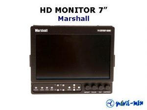 HD MONITOR MARSHALL 7 inch