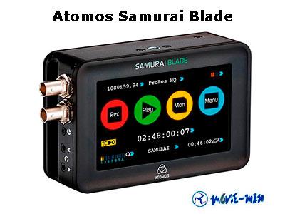 Alquiler Atomos Samurai Blade / Movie-Men