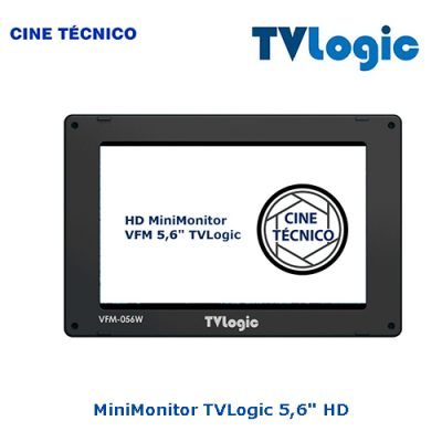 Alquiler Monitores Video TVLogic HD