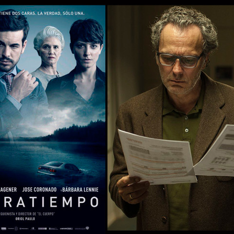 Trabajo Iluminación Cine Movie-Men / Contratiempo