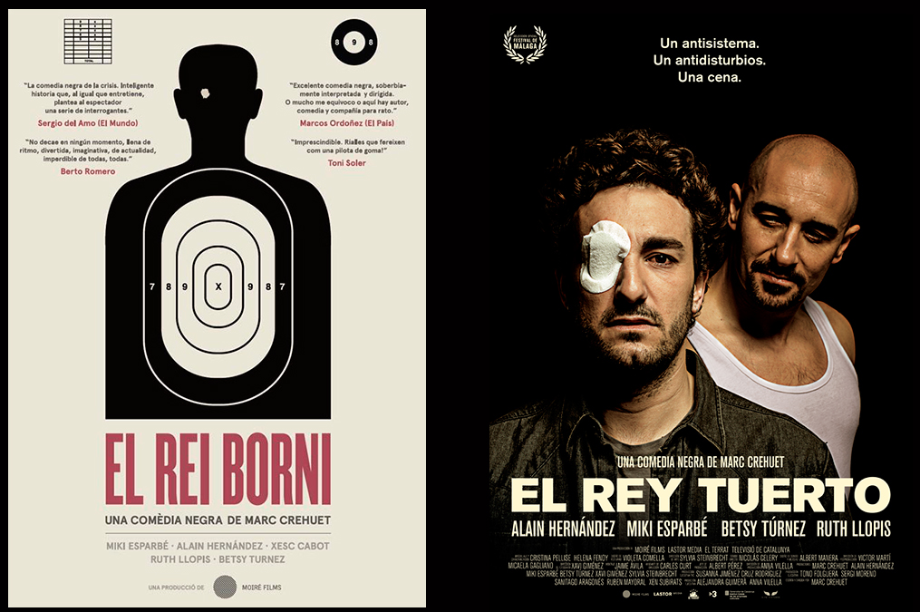 Trabajos Cine Movie-Men 2015 / El Rey Borni