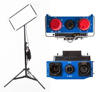 Alquiler material eléctrico Movie-Men LEDS - Aladdin BI-FLEX 2