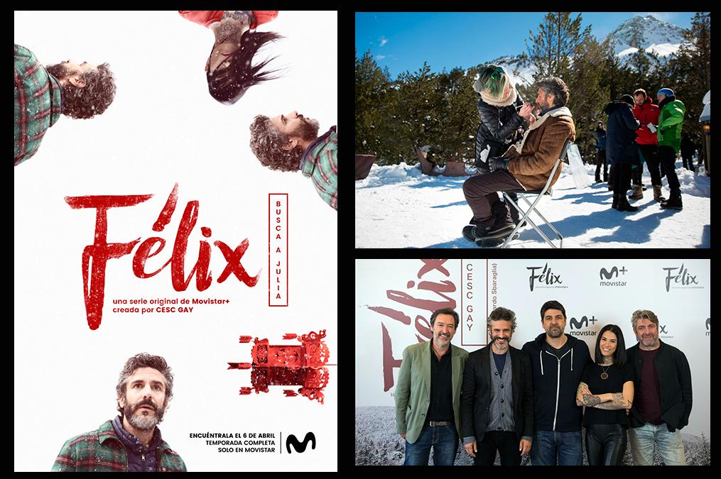 Félix (TV Series) - 6 capítulos
