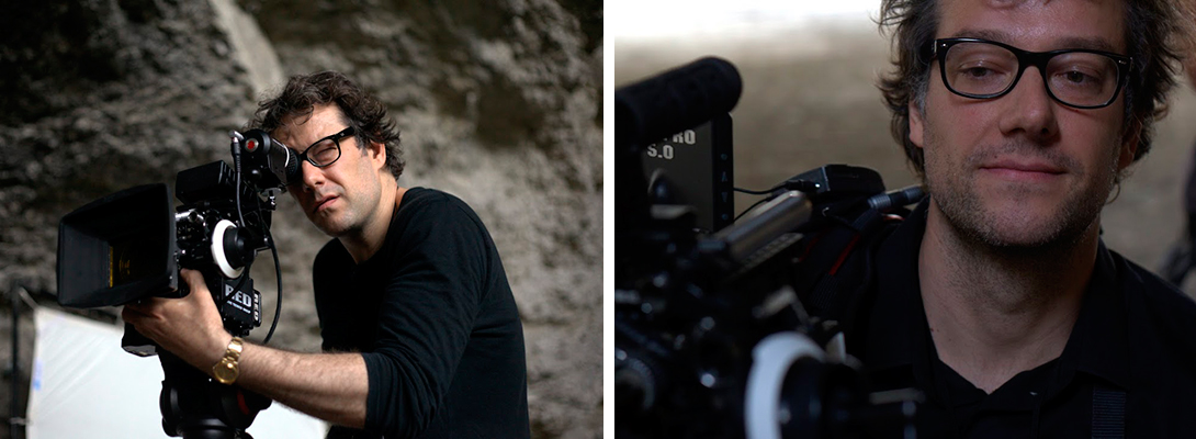 Jordi Azategui Director de Fotografía
