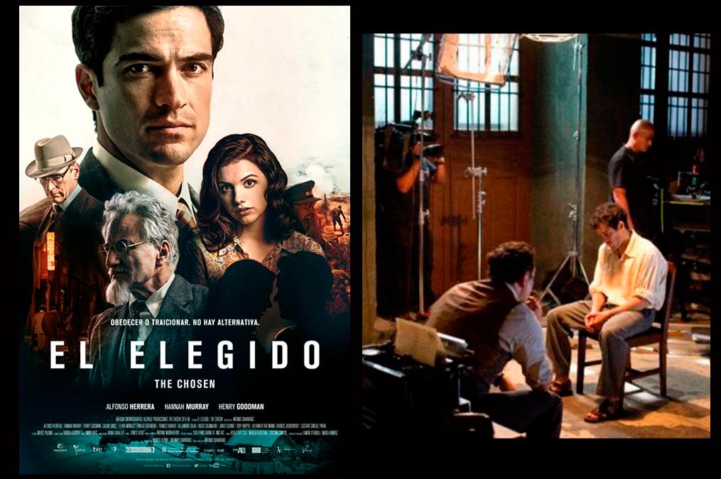 Trabajos Cine Movie-Men 2015 / El Elegido