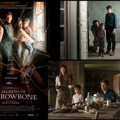 Trabajo Iluminación Cine Movie-Men / El secreto de Marrowbone