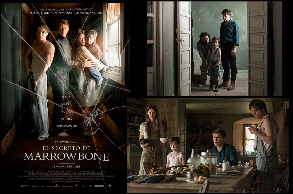 Trabajos Cine Movie-Men 2015 / El secreto de Marrowbone