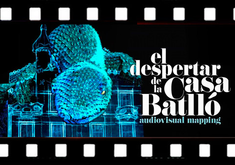 Trabajos Movie-men - Eventos / El despertar de la Casa Batlló