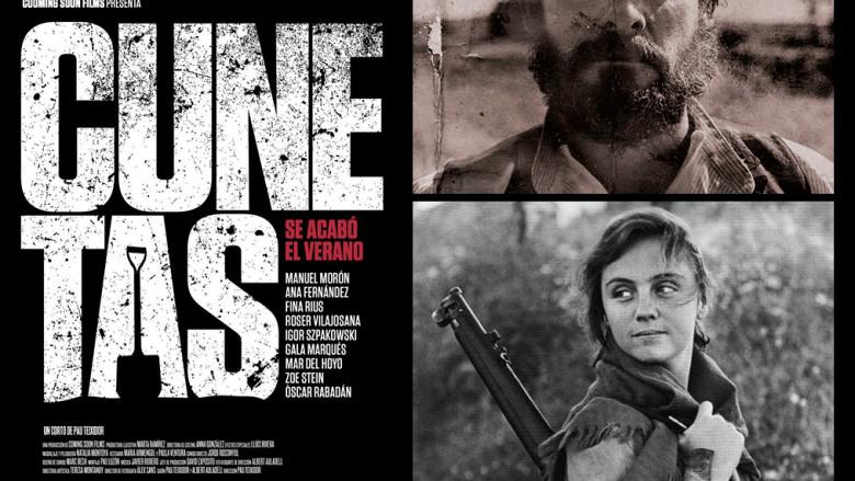 Film Cunetas - Cortometraje - Pau Teixidor