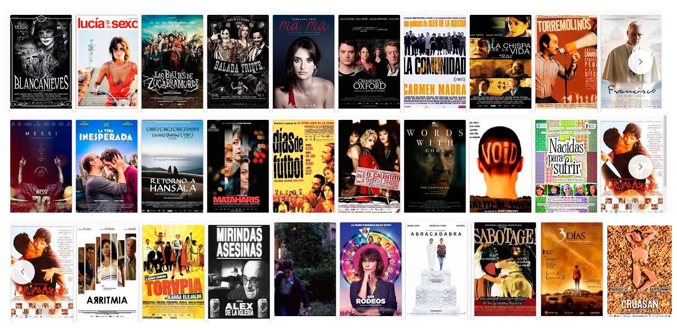 Films Kiko de la Rica Director de Fotografía