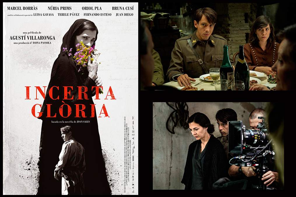 Trabajos Cine Movie-Men 2017 / Incerta Gloria