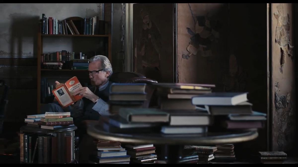 Jean-Claude Larrieu cinematographer 2017 La librería