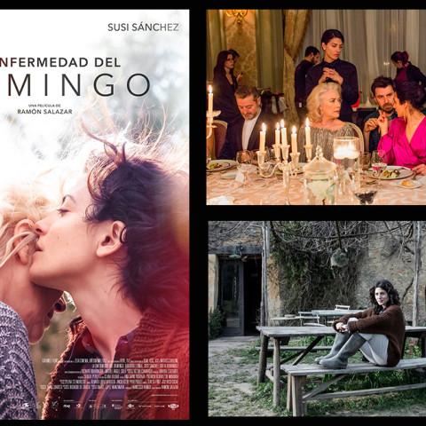 Trabajo Iluminación Cine Movie-Men / La enfermedad del domingo