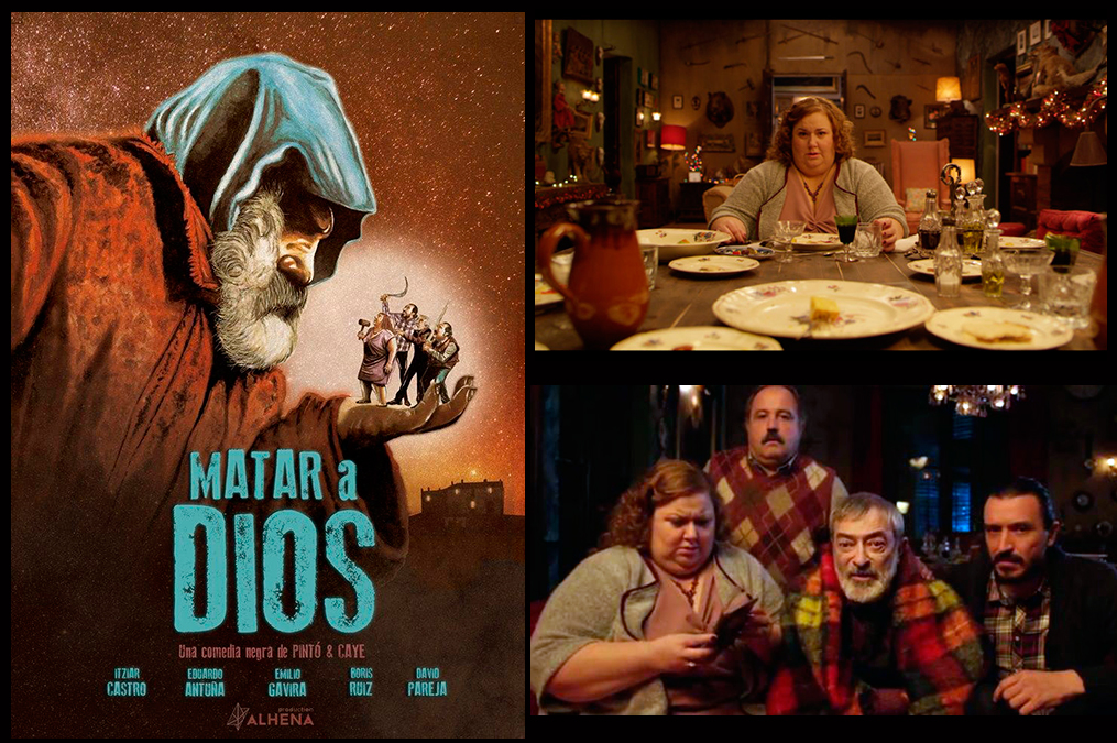 Trabajos Cine Movie-Men 2017 / Matar a Dios