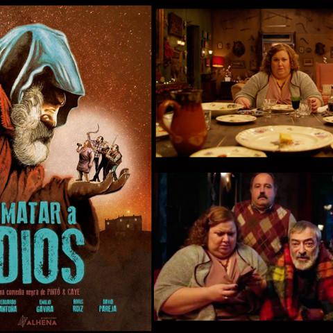 Trabajo Iluminación Cine Movie-Men / Matar a Dios