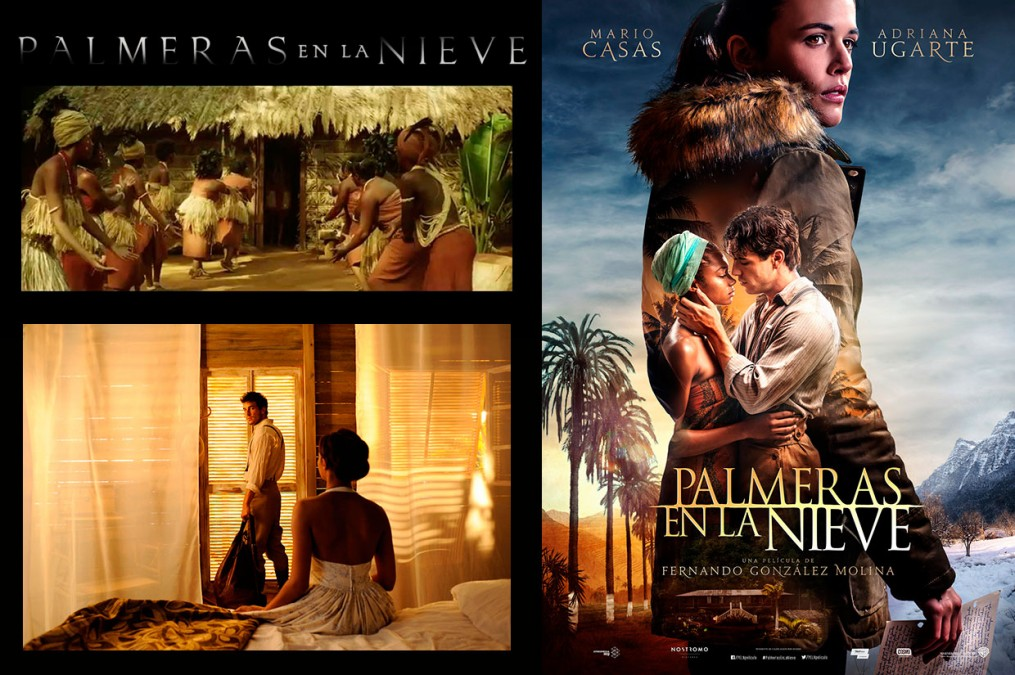 Trabajos Cine Movie-Men 2015 / Palmeras en la nieve