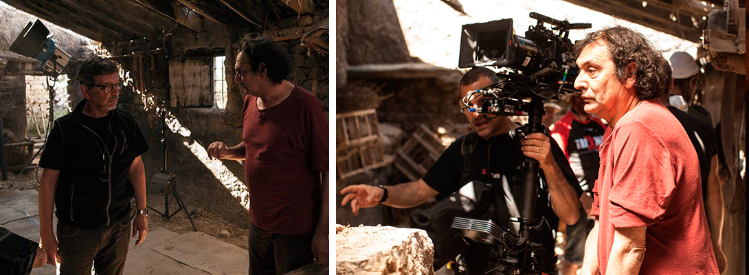 Josep M. Civit Director de Fotografía