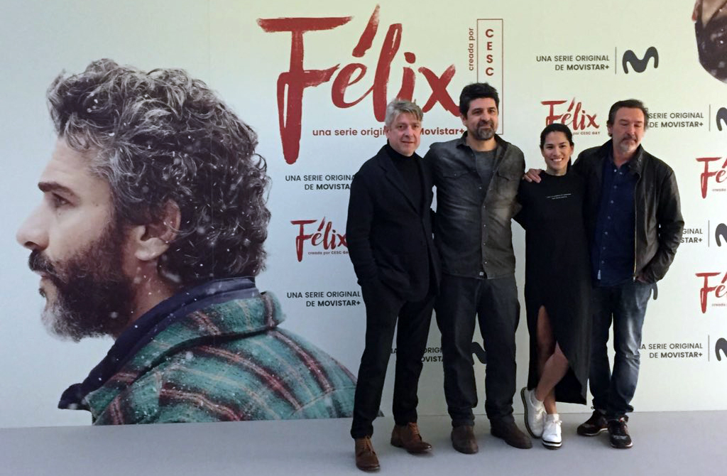 Félix (TV Series) - 6 capítulos