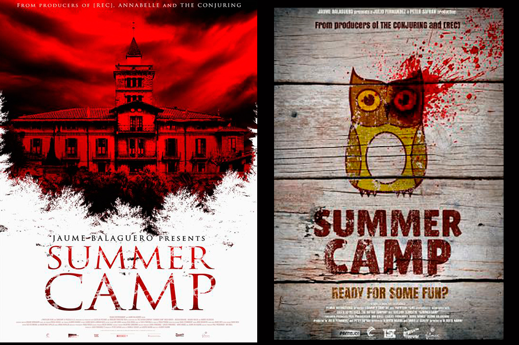 Trabajos Cine Movie-Men 2015 / Summer Camp
