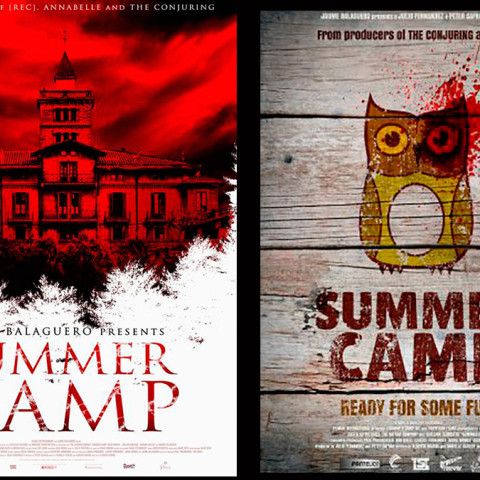 Trabajo Iluminación Cine Movie-Men / Summer Camp