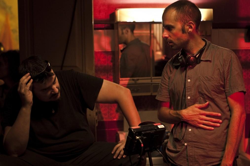 Trabajo Iluminación Cine Movie-Men / Sweet Home