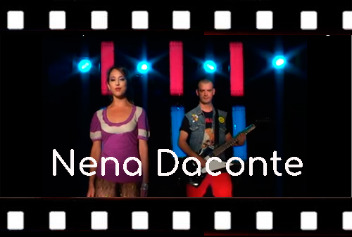 Trabajos Videoclips Movie-Men - Nena daconte