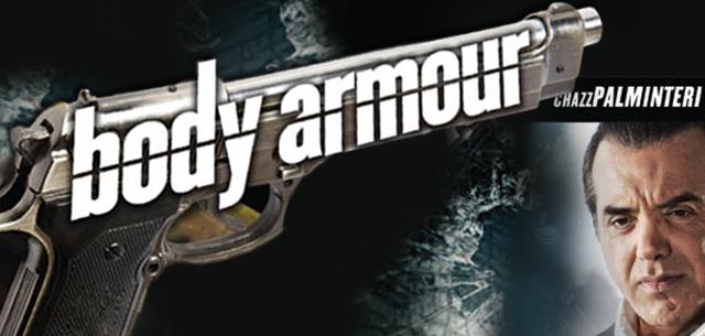 Christof Wahl body armour